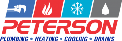 Peterson Plumbing, Heating, Cooling & Drains